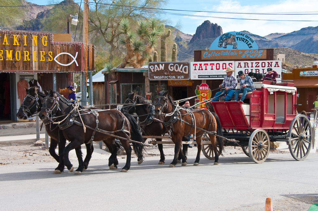Oatman Stage Coach